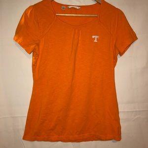 Tennessee volunteers ladies  cold tshirt top small